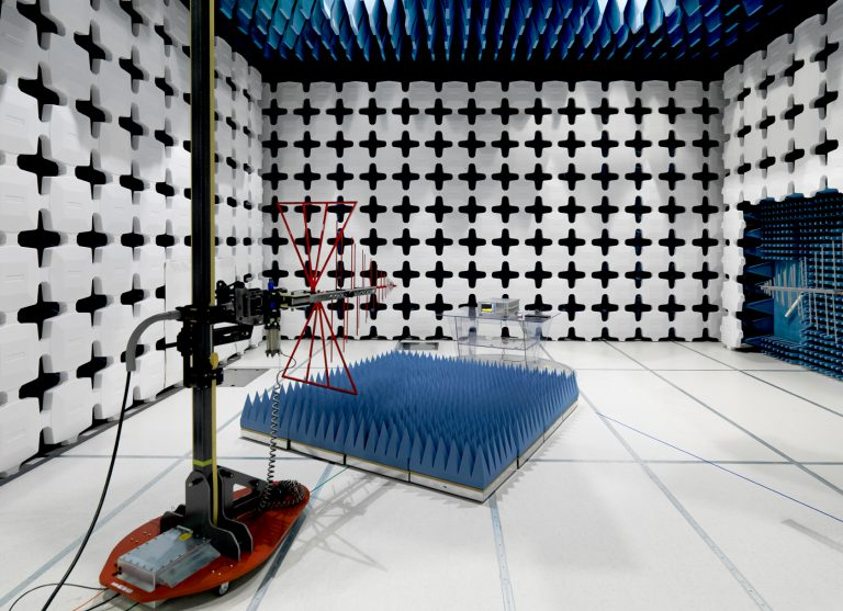 EUTTEST-anechoic-chamber