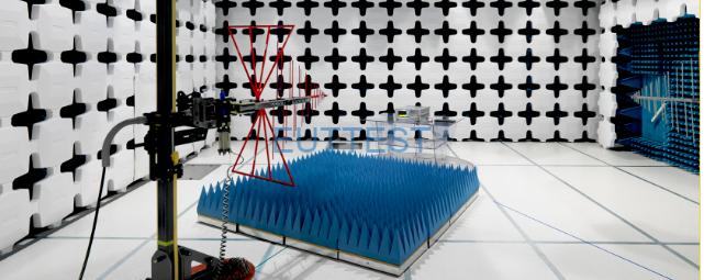 EUTTEST EMC暗室测试系统搭建