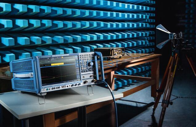 ESW进行高频EMI测试