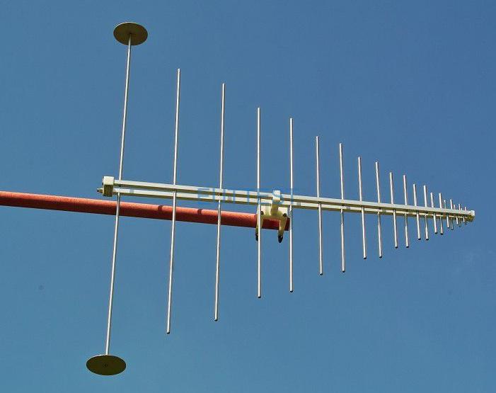 VULP 9118 D 德国SCHWARZBECK 对数周期天线 95MHz-1800MHz