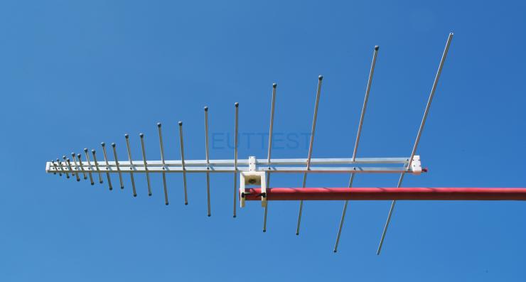 VULP 9118 E high power schwarzbeck对数周期天线 75MHz-1500MHz