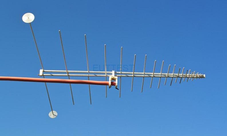 VULP 9118 G 德国SCHWARZBECK 对数周期天线 45MHz-1500MHz