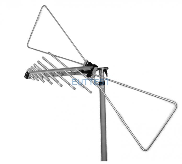 VULB 9161 德国 schwarzbeck 混合双锥对数周期天线30MHz-2GHz