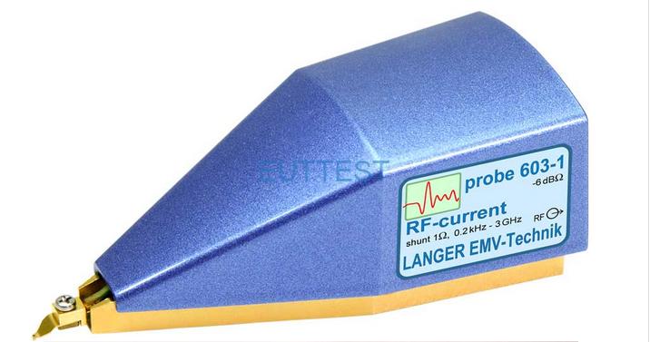 P603-1 集成电路测试系统 高频IC引脚电流 符合IEC 61947-4 德国LANGER-EMV