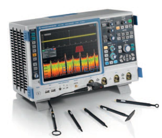 如何使用示波器或频谱仪+近场探头进行EMI诊断电磁干扰