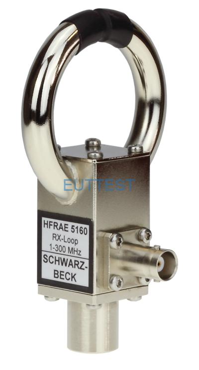 HFRAE 5160 SCHWARZBECK VHF-UHF 环形接收天线 2-300MHz