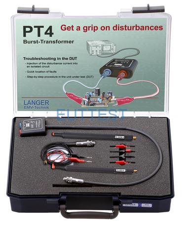 PT4 德国langer-emv 猝发变压器