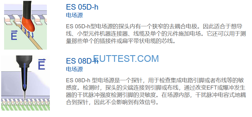 ES08D-H、ES05D-H