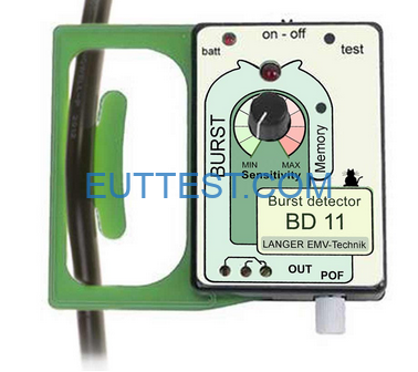 BD11 德国langer-emv EFT及ESD脉冲磁场序列探测器