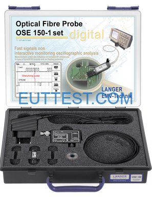 OSE 450 set 德国Langer-emv 数字信号四通道光纤探头