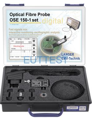 OSE 150-1 set 德国Langer-emv 数字信号单通道光纤探头
