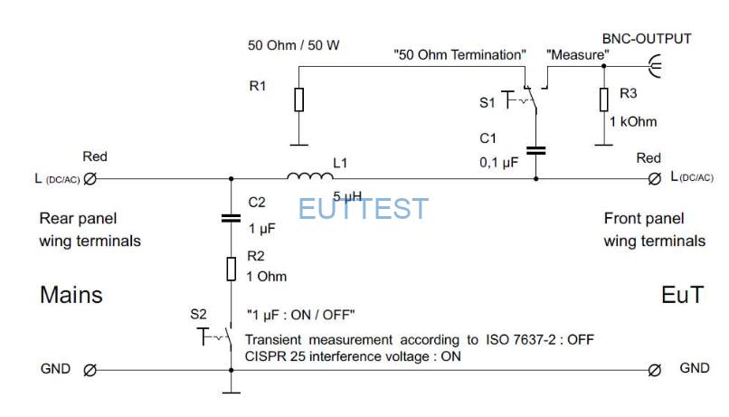 NNBM 8124-400电路原理图