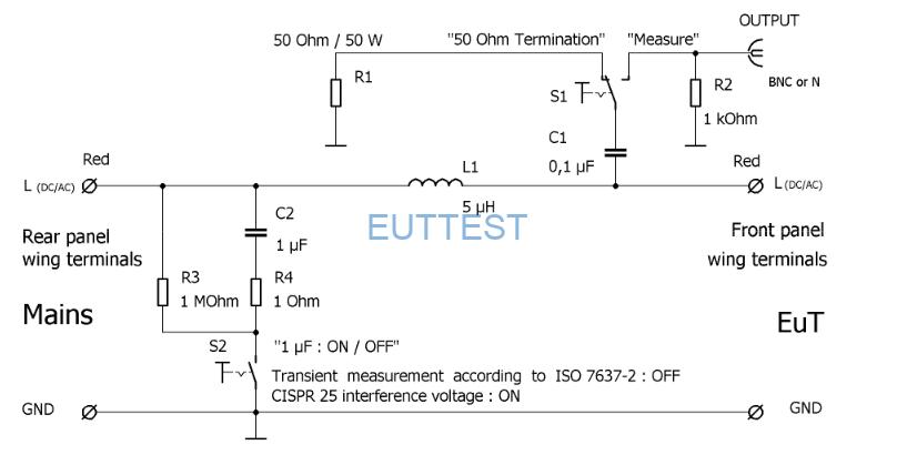 NNBM 8124-800电路原理图