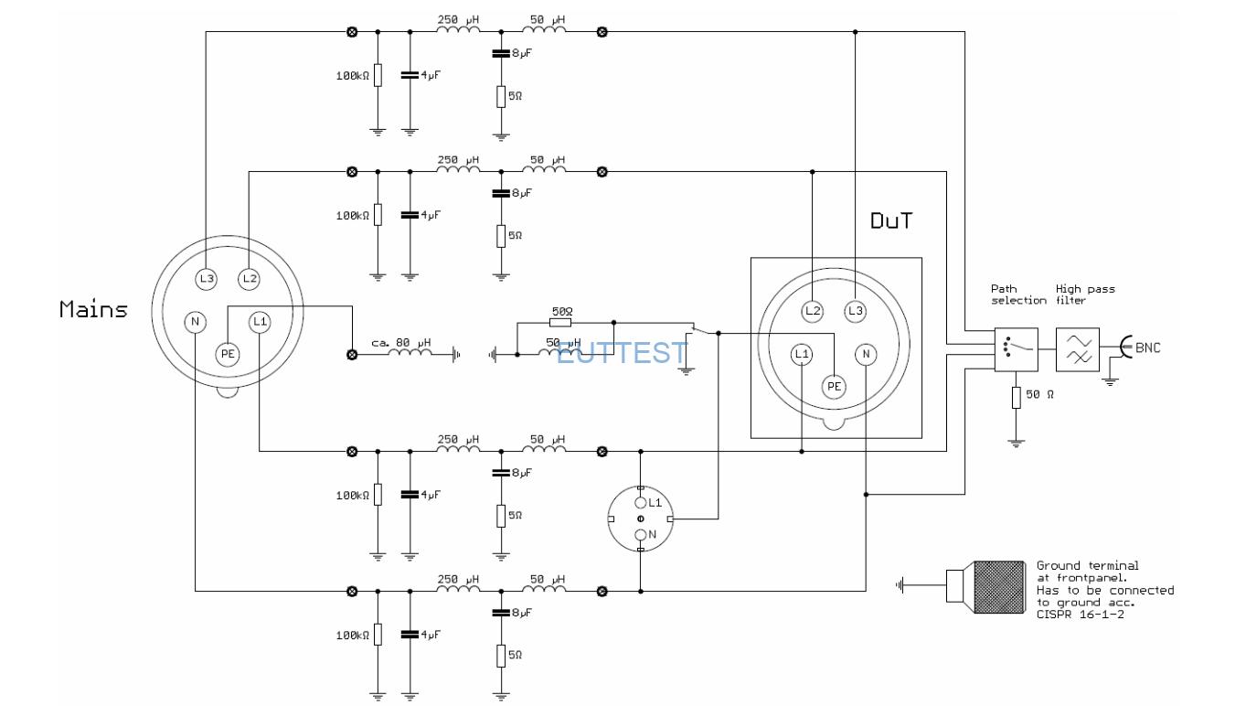 NSLK 8126电路原理图: