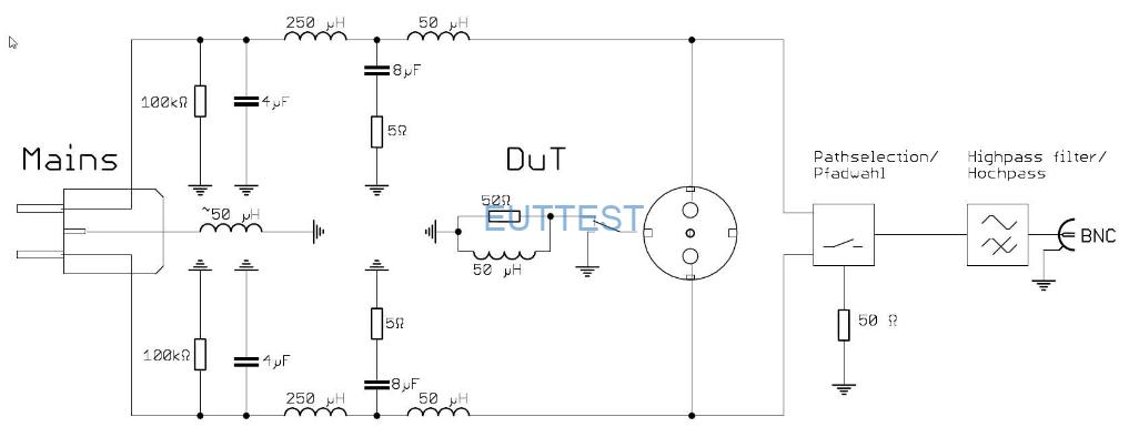 NSLK 8127电路原理图: