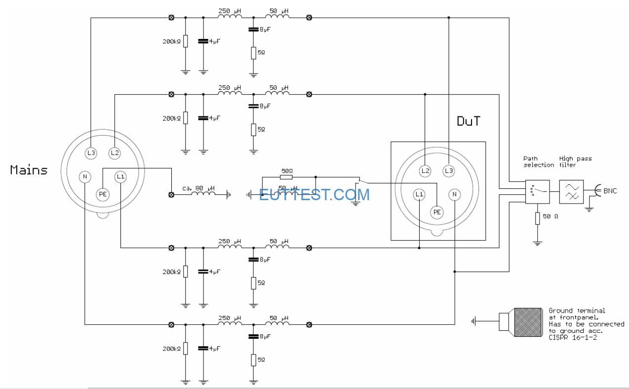 NSLK 8163电路原理图: