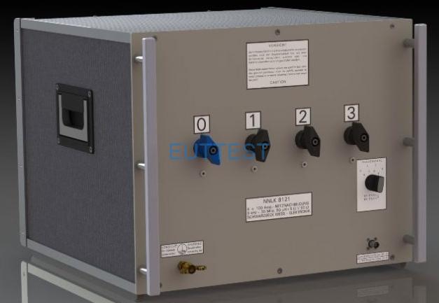 NNLK 8121 三相50(100)A人工电源网络 schwarzbeck 9kHz-30MHz