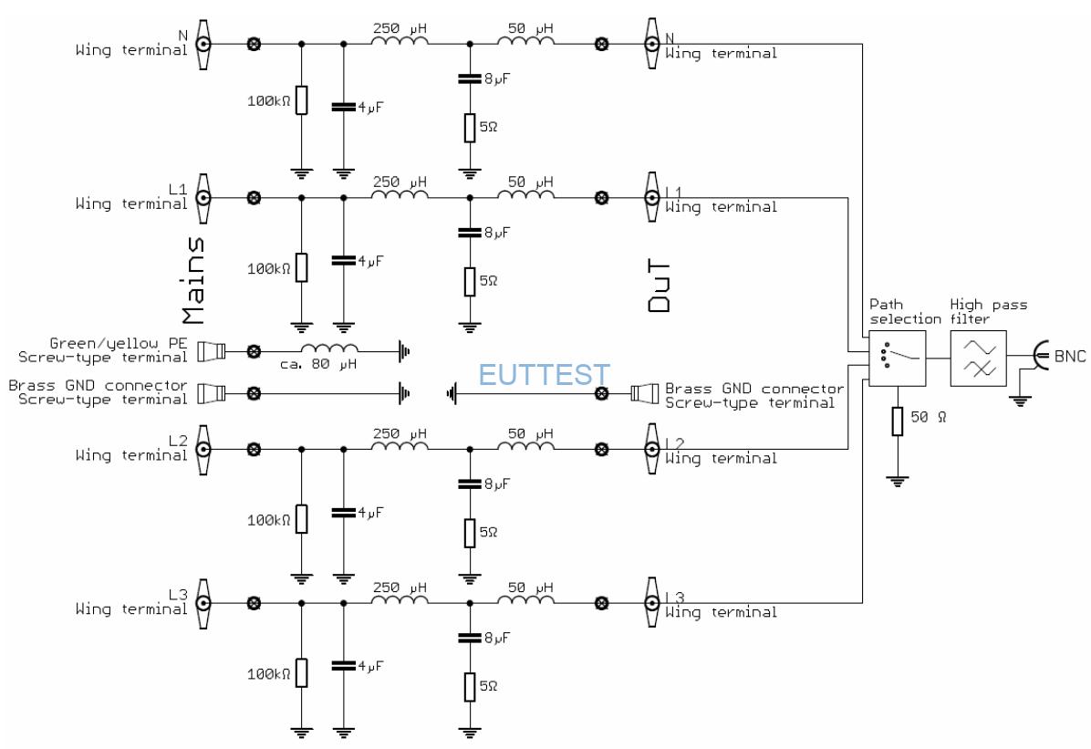 NNLK 8121电路原理图
