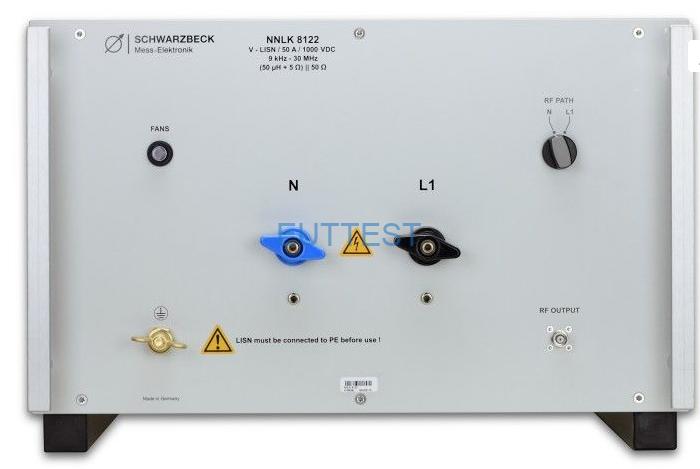 NNLK 8122 单相50A高压1000V人工电源网络 schwarzbeck 9kHz-30MHz