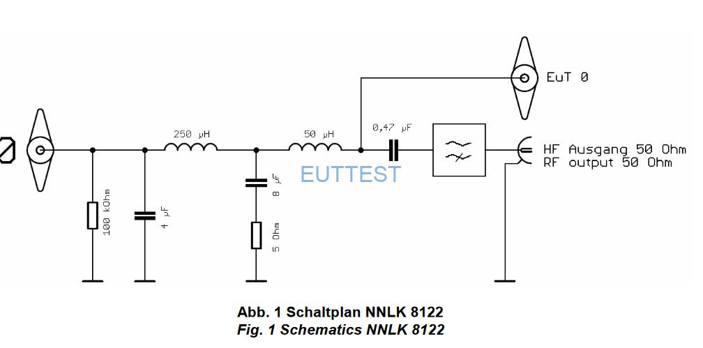 NNLK 8122电路原理图
