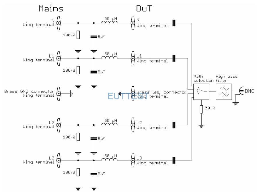 NNLK 8130电路原理图