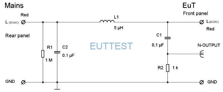 NNHV 8123-400电路原理图