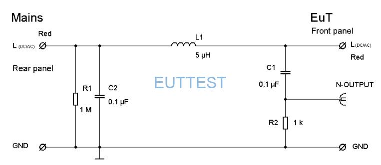 NNHV 8123-200电路原理图