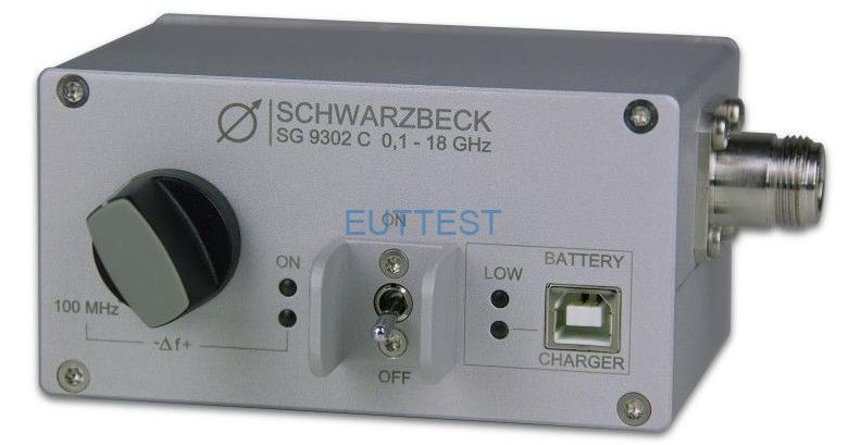 SG 9302 C 梳状谱发生器信号源 100MHz-18GHz
