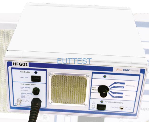 HFG01KIT01 谐波闪烁比对源 EN61000-3-2 EN61000-3-3
