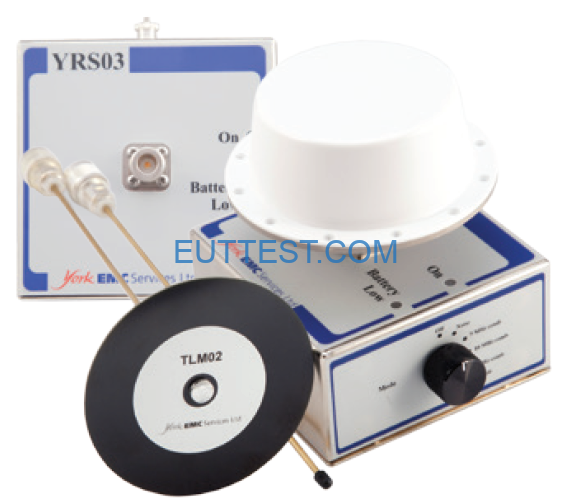 YRS03KIT01及YRS03KIT02 梳状谱白噪声比对信号源