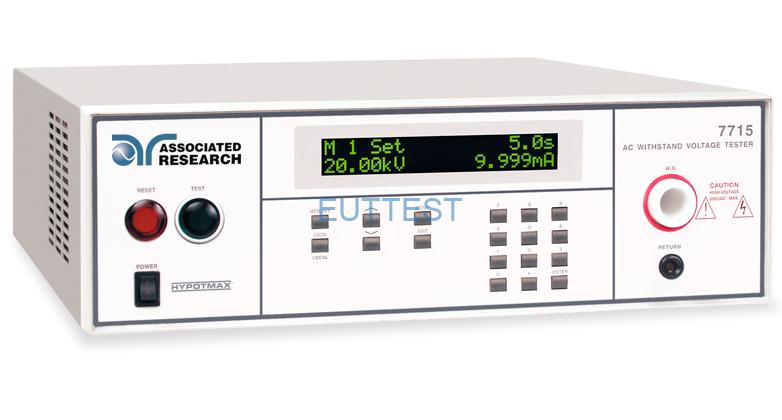 AR 7715 AC交流高压耐压绝缘测试仪