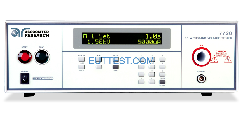 AR 7720 DC直流高压耐压绝缘测试仪