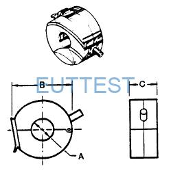 EMI电流监视探头-圆孔开口钳式