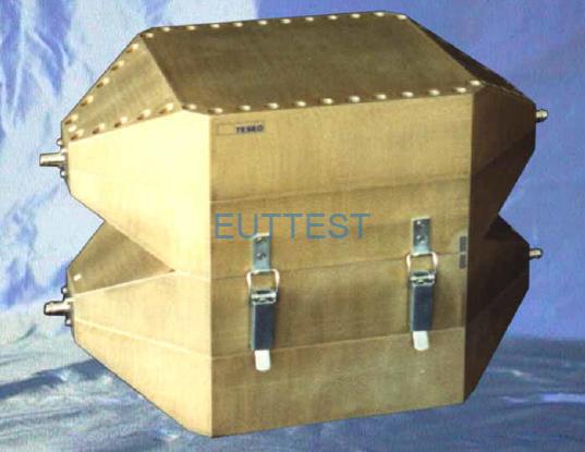 DTEM 双腔TEM室 材料屏蔽效能测试 1MHz-1GHz