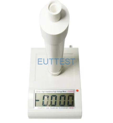 ES105 高阻高压表ESDEMC 静电电压校准
