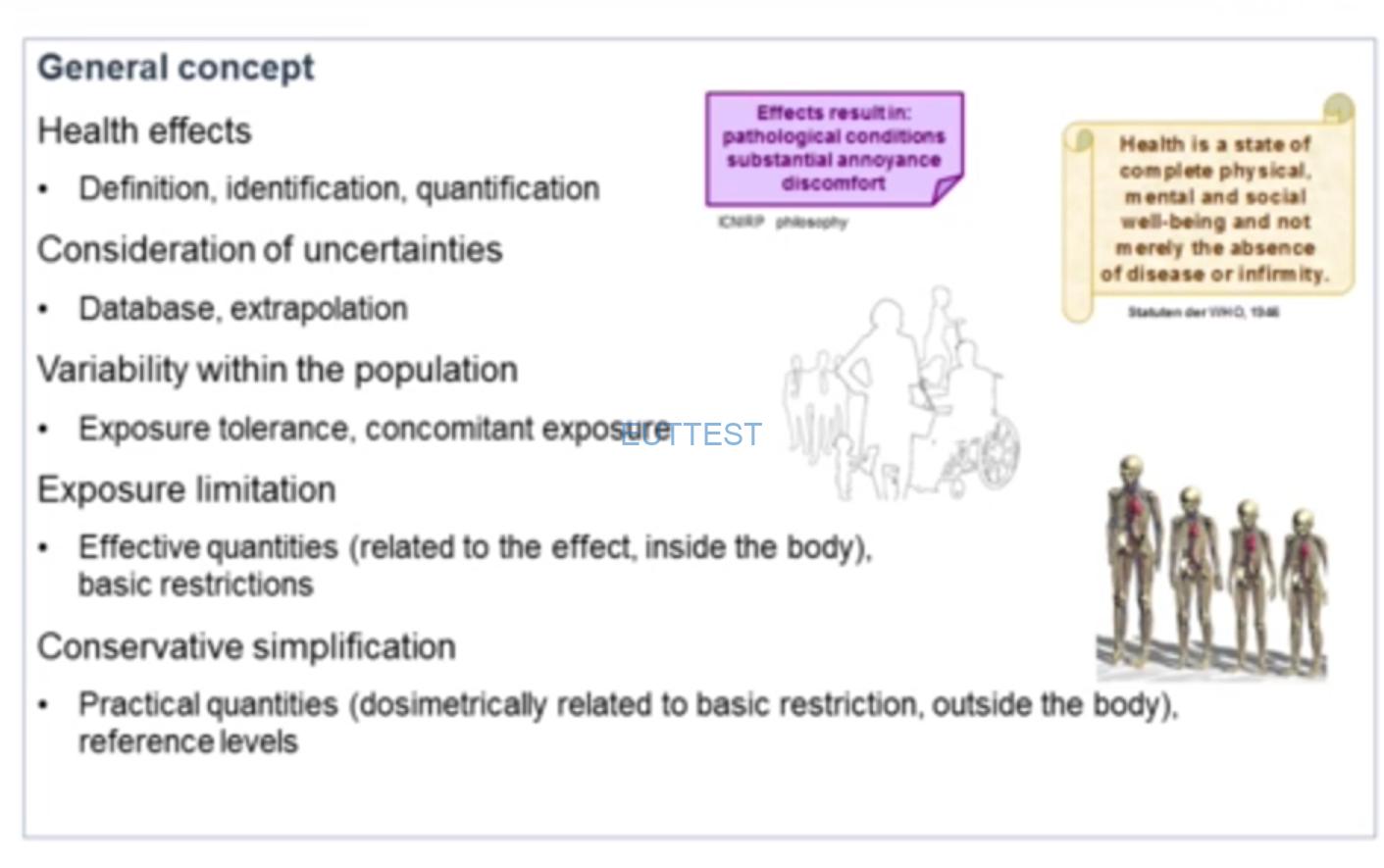 暴露于 ELF 电场和磁场对人体的影响