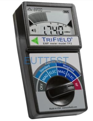 Trifield TF2 高斯计 电场计 无线电功率密度计 EMF手持测试表