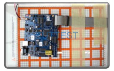 EMScanner测试PCB